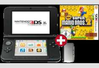 "Media Markt: Nintendo 3DS XL Silber inkl. ""NEW SUPER MARIO BROS 2"" für 190 Euro + EXTRA"