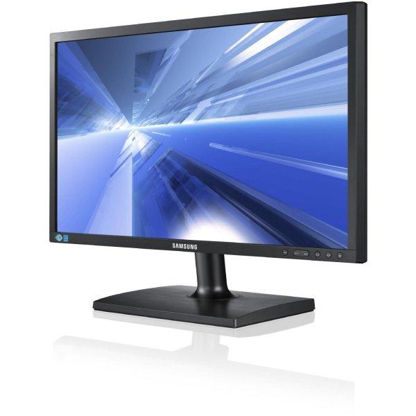 "Samsung Full-HD LED Monitor S24C200BL  24""Zoll/59,9cm € 111.- (inkl. Versand) @ cyberport.de"