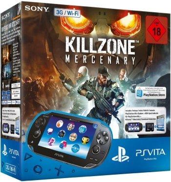 [lokal] Saturn Berlin-Spandau - PS-Vita (WiFi/3G) - Killzone Mercenary (DLV) + 8GB Memory