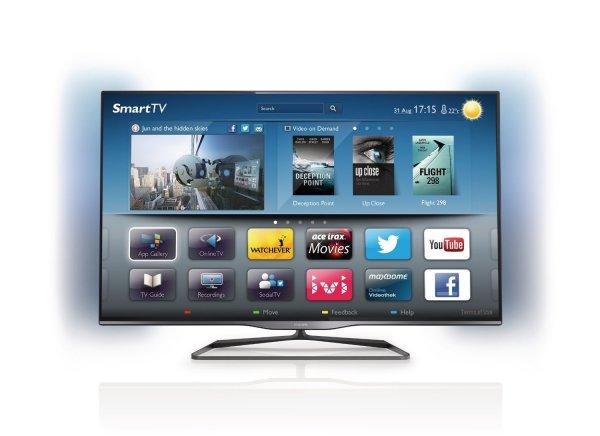 Philips Ambilight Fernseher 42PFL6008K für 649,00 €