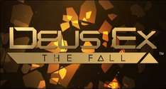 [iOS] Deus EX: The Fall