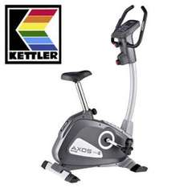 Kettler Heimtrainer Axos Cycle M für 183€ durch 20% Rabatt auf alle Fahrräder; Fahhrradzubehör und Sportgeräte im Markt (real bundesweit)