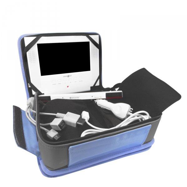 Competition PRO Travel Pack Wii Bildschirm für unterwegs Netzteil + Tasche