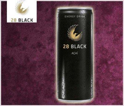 24 Dosen 250ml 28 Black Statt 49,50€ für 26,90€ incl. Pfand und Versand (20,90€) + 8% Qipu (19,10€)