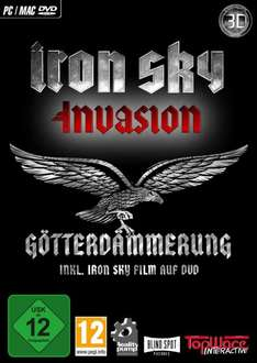 Iron Sky: Invasion - Götterdämmerung Edition (PC/Mac) für 5€ @Saturn