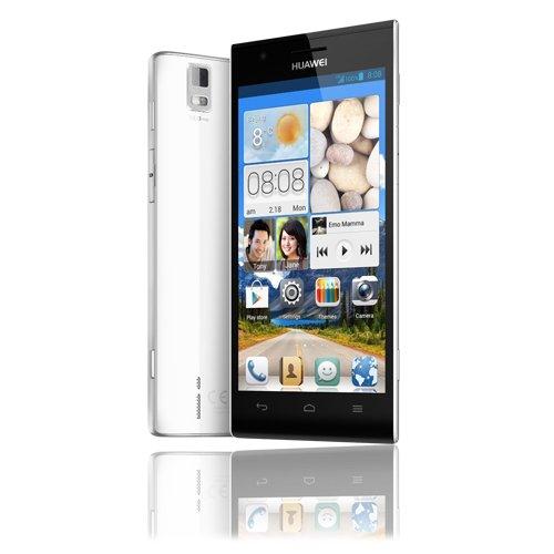 Huawei Ascend P2 Polar White für 237,90€ inkl. Versand