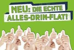 Mobilcom D2 Real Allnet inkl 500MB*SMS Flat Rechnerisch 13,74€ mtl AG Frei