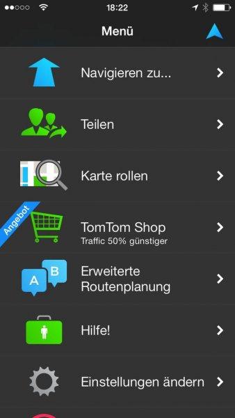 [iOS] TomTom Traffic 50% günstiger