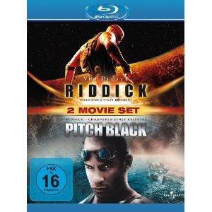 [Blu-Ray] Riddick/Pitch Black für 14,97€ @Amazon.de