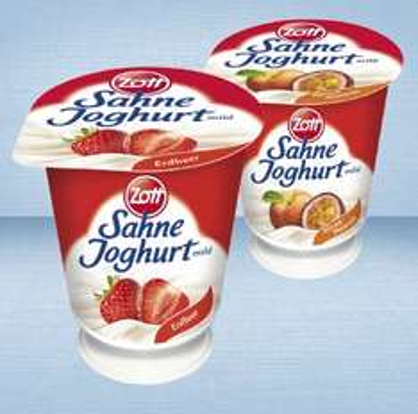 Penny: ZOTT Sahne-Joghurt für 0,33€