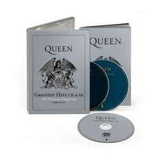 [Wieder da] Queen The Platinum Collection (Limited Steelbook)  @ Media-Markt für 19,90€