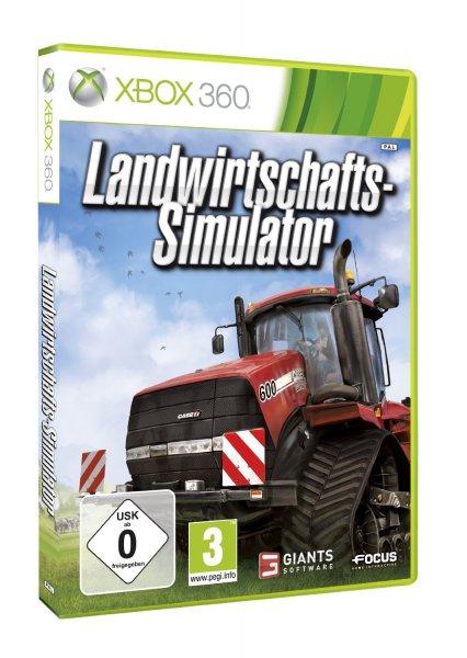 Landwirtschafts-Simulator 2013 [PS3/Xbox 360] für 17,85€ inkl. Versand (Idealo 32-35€)