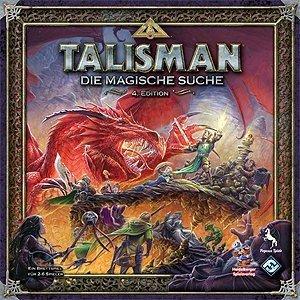 Talisman - Die magische Suche - Brettspiel/deutsch @ Amazon / Sonst 33€