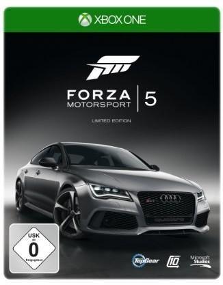 [Xbox One] Forza Motorsport 5 Steelbook Limited  Edition für  44,97 € im Amazon.de Adventskalender