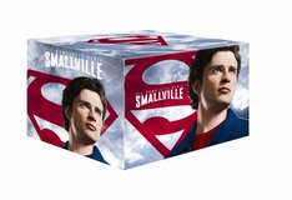 Smallville - Die komplette Serie (62 Discs) für 72,97 €