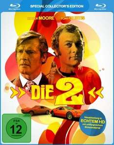[Amazon.de] Die 2 - Collector's Box [Blu-ray] [Special Edition] o. Vsk für 36,97 €