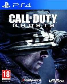 Blitzangebot Amazon 16 Uhr - Call of Duty: Ghosts (100% uncut) für PlayStation 4