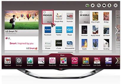 TV 55 Zoll LG55LN5758 neu für 799€ oder ab 634€ als Warehousedeal