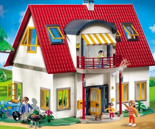 PLAYMOBIL - Neues Wohnhaus - 4279