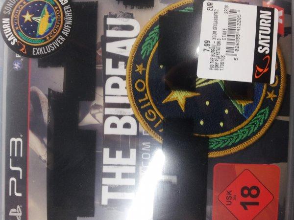 PS3 The Bureau XCOM Declassified und andere (Lokal Saturn Alexanderplatz)