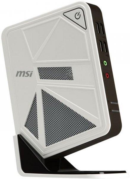 MSI Wind Box DC111-W10374GXXDXX für 259€- Mini-PC mit 128GB SSD