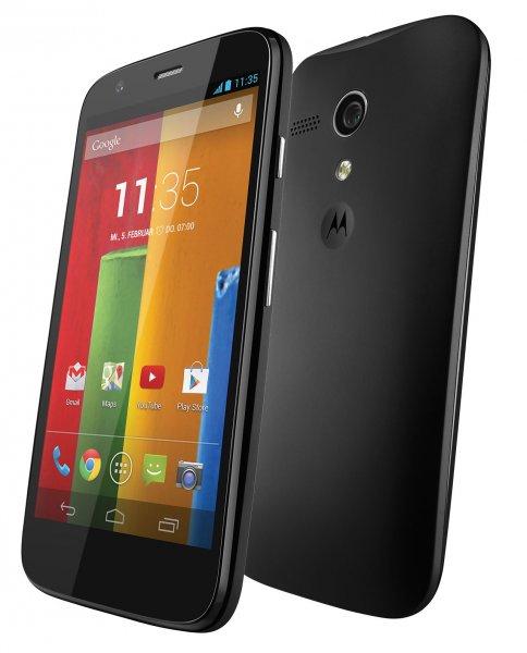 Motorola Moto G 8 GB für 149€ (direkt im o2 Online Shop)