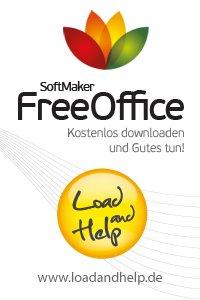 Gratis: FreeOffice (komplettes Officepaket) und Font-Collection (55 Schriftarten)