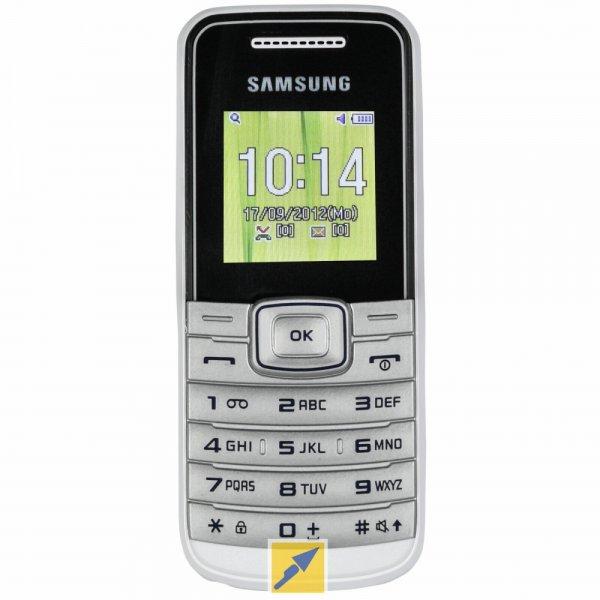 Samsung E1050 (Demoware) für 9,99€ @Technik Diekt
