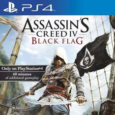 [PSN] Assassin's Creed 4 - Black Flag [29,99€ Ps3] [39,99€ Ps4]