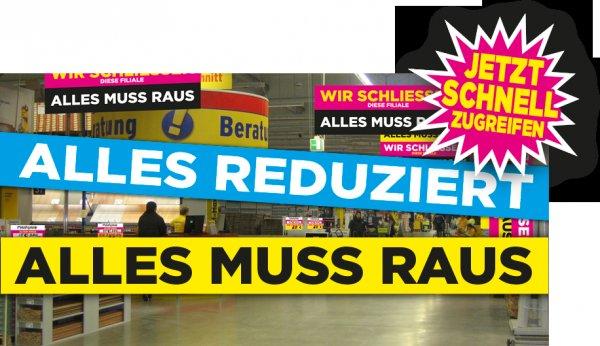 [lokal] Max Bahr Frechen (bei Köln) Ausverkauf bis -70%