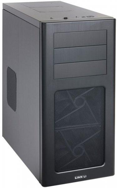 Lian Li PC-7HX (ATX, Staubfilter, USB 3.0) @ZackZack