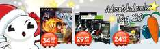 Gamestop online / offline 20. Tag One Piece Pirate Warriors 2 (PS3) 34,99 €, F1 2013 (PS3, 360, PC)  ab 29,99 €, Naruto Ultimate Ninja Storm 3 (PS3, 360)  je 24,99 €
