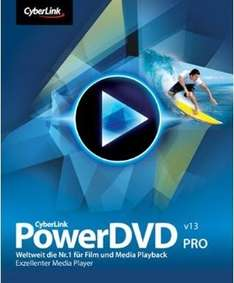 [Amazon] CyberLink PowerDVD 13 PRO [Download]