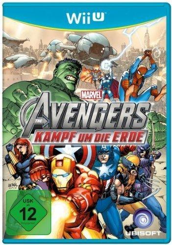 Marvel Avengers: Kampf um die Erde [Wii U] für 7,90€ @ Amazon