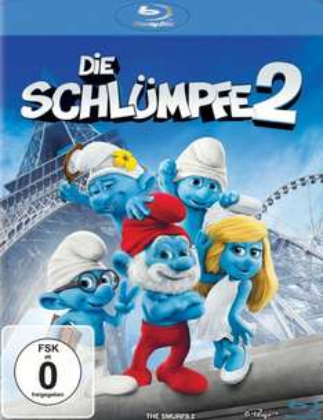 [Müller] Die Schlümpfe 2 DVD / Blu-ray / 3D Blu-ray
