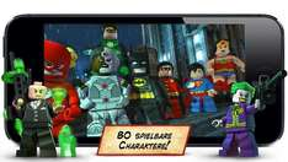 LEGO Batman: DC Super Heroes für iPhone & iPad für nur 0,89 € statt 4,49 €