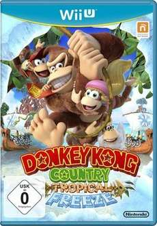 Donkey Kong Country: Tropical Freeze (Wii U) Vorbesteller 45,99€