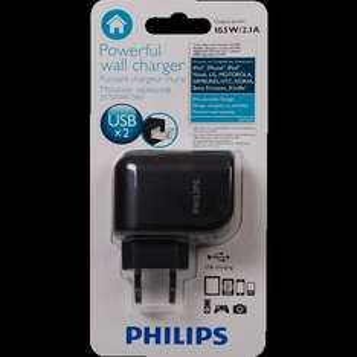 PHILIPS DUO USB-LADEGERÄT für 3.99 Euro @Action lokal