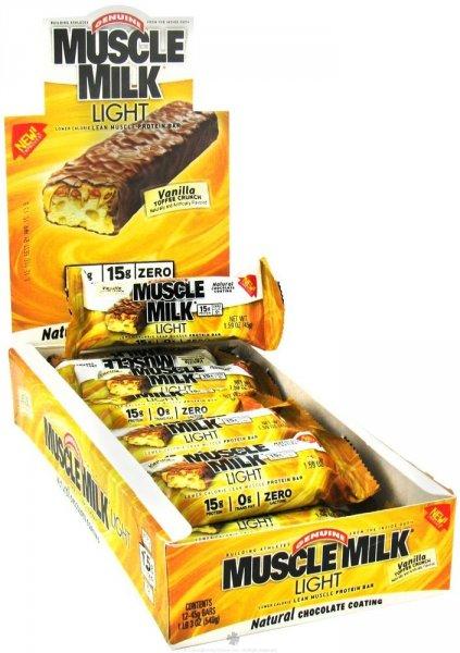 3,78 kg Protein Riegel von CytoSport Muscle Milk