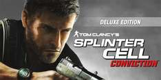 Tom Clancy's Splinter Cell Conviction Deluxe Edition für 3,00 Euro bei Greenmangaming.com