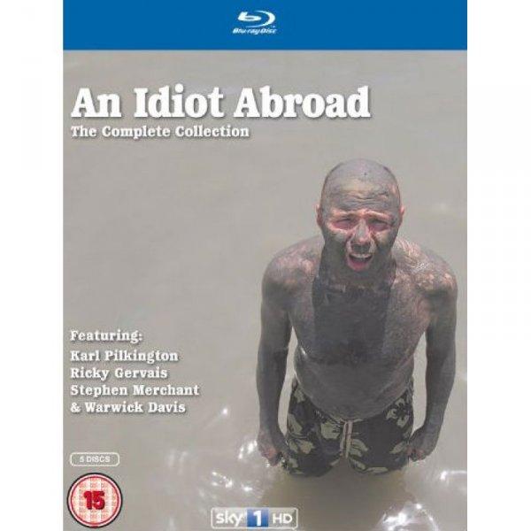 An Idiot Abroad - Staffel 1-3 [Blu-Ray] O-Ton