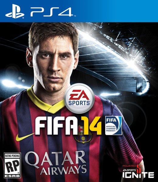 PS4 FiIFA 14 für unter 50€ @ Amazon