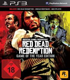 [coupies-nutzer] Red Dead Redemption Game of the Year Edition für PS3 und XBOX360 für effektiv 7€ inkl. Versand @ Media Markt online