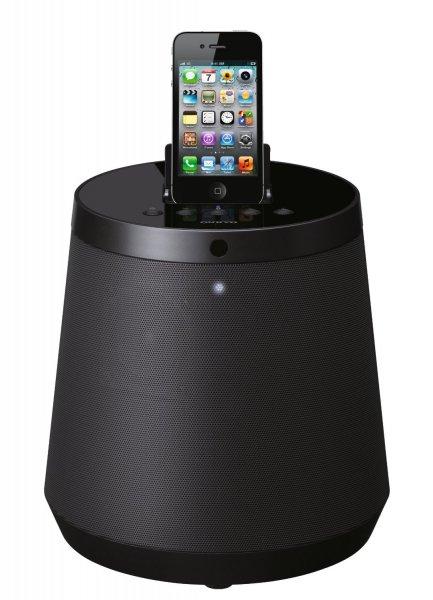 [Saturn.de] Onkyo RBX-500 (B) iLunar 3D Dock-Musiksystem für Apple iPod/iPhone (Bluetooth, Ladefunktion) schwarz für 87,77€ (Abholung) oder 92,76 € mit Vsk