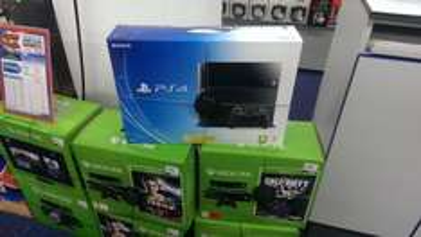 PlayStation 4 sofort lieferbar