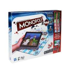 Monopoly Zapped, spielbar mit iPad, iPhone und iPod Touch