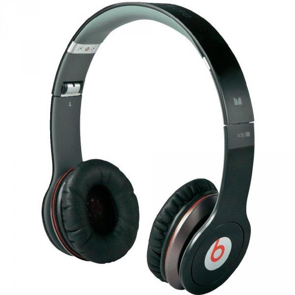 Beats by Dr. Dre™ Beats Solo® HD in Schwarz mit Gutschein für 109,- Euro bei Conrad.de