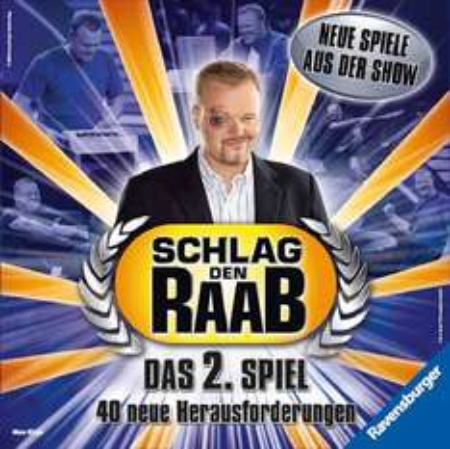 Schlag den Raab: Das 2. Spiel (von Ravensburger) für 15,99€ (18,99€ mit Versand) (Amazon.de)