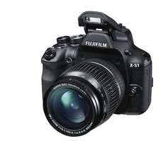 Fujifilm X-S1 Bridge-Kamera für 301,40 € @Amazon.es