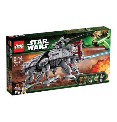 LEGO Star Wars AT-TE 75019 für 49,99€ -50%